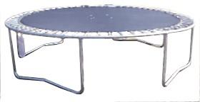 Trampolin Sprungtuch 305cm - 60 Federn